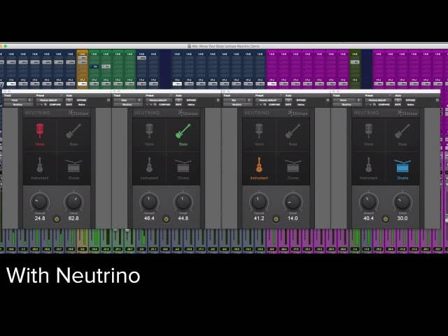 """Neutrino 