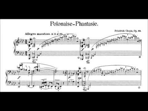 Chopin: Polonaise-Fantaisie, Op.61 (Blechacz, Horowitz, Wunder, Rubinstein, Ashkenazy)
