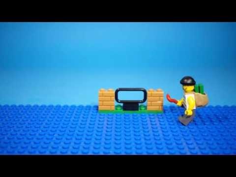 Vidéo LEGO City 60041 : La poursuite du bandit