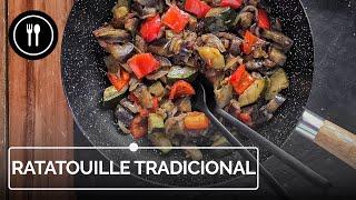 RATATOUILLE tradicional: ¿Qué verduras elegir? | Instafood