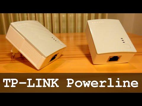 TP-LINK TL-PA411 KIT Powerline AV500 Ethernet LAN Adapter 500Mbps | Unboxing and Configuration