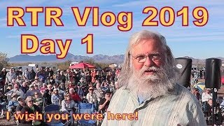 First Day RTR 2019, Vlog 1