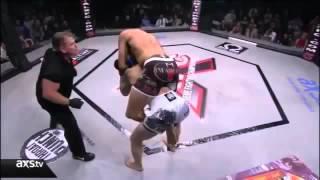 Однорукий боец стал чемпионом MMA