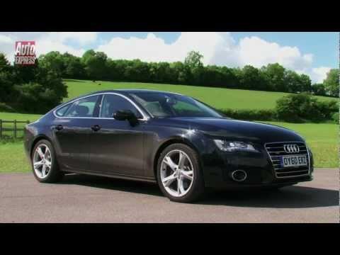 Audi A7  v Mercedes CLS v Porsche Panamera review - Auto Express