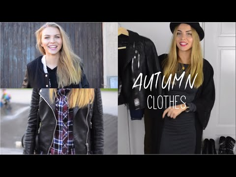 AUTUMN CLOTHES // PATRIZIA PALME
