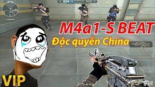 M4A1-S Beast độc quyền CFQQ : Anh Da Gia CF