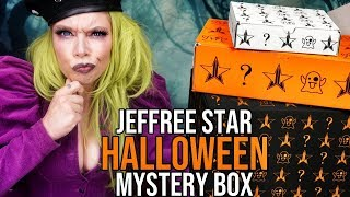 Jeffree Star Cosmetics *SUPREME* Halloween Mystery Box Unboxing! 2019