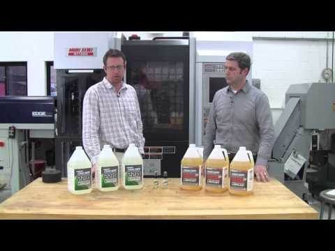 MQL Minute #2 Coolube Vs Flood Coolant