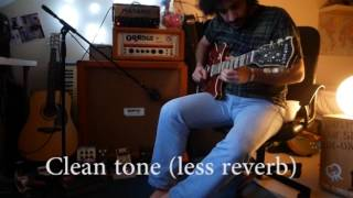 Veritas Electric Guitar String Demo
