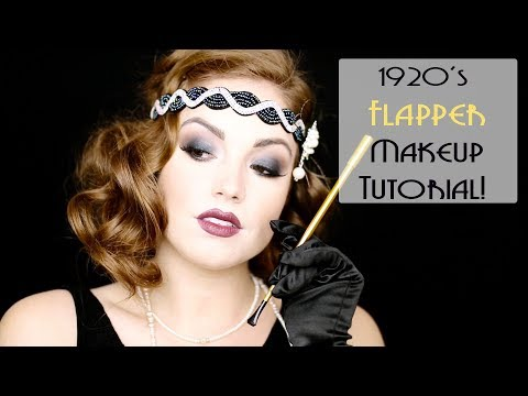 1920's FLAPPER MAKEUP   |   Makeup Through The Decades! Mp3