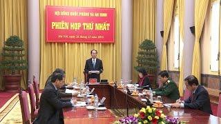 Tổng Bí thư Nguyễn Phú Trọng dự Hội nghị Công an toàn quốc lần thứ 72