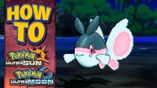 Lumineon  - (Pokémon) - HOW TO GET Finneon in Pokemon Ultra Sun and Moon
