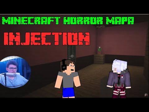 INJECTION - MINECRAFT HORROR MAPA!