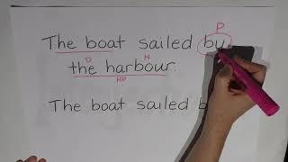Episode 24 : Prepositions v's adverbs