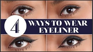 4 - WAYS TO WEAR EYELINER -IRISBEILIN