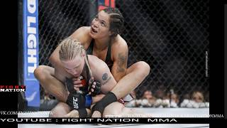 Обзор на UFC 215