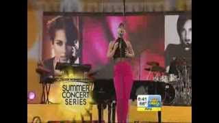 The Fire we Make Alicia Keys & Maxwell On GMA