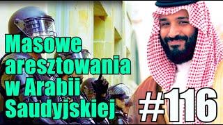 Seria aresztowań członków rodziny królewskiej w Arabii Saudyjskiej