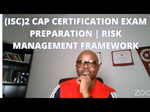 Preparing for (ISC)2 CAP Cert Exam - YouTube