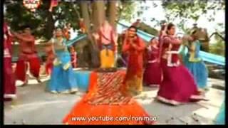 Jai Jai Gauri Laal Teri Jai Hove by Master Saleem - YouTube