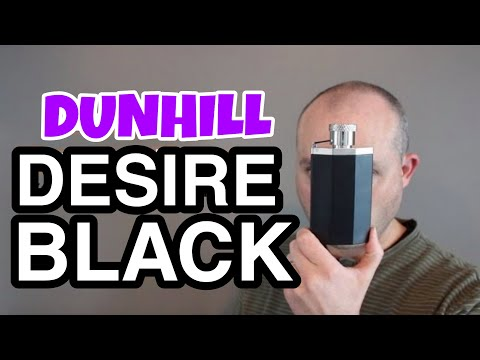 Dunhill London - Desire Black - Eau de Toilette Homme - 50ml