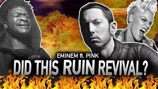 Eminem - Need Me ft. Pink (REACTION!!!)