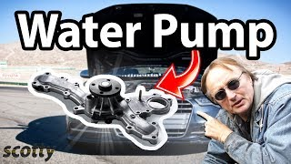 How to Stop Car Noise (Water Pump Replacement)