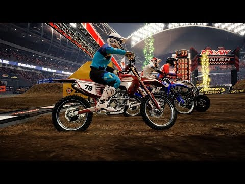 MX vs ATV All Out - Release Trailer thumbnail