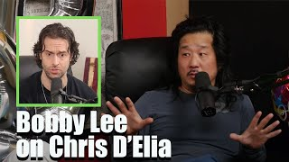 Bobby Lee on Chris D'Elia   Theo Von
