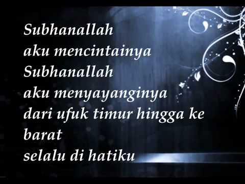 Indah Dewi Pertiwi - Di Atas Satu Cinta -lirik-.flv