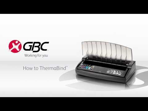 T400 GBC Thermal Binder