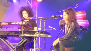 WOMAD 2015 Ibeyi Live   Mama Says
