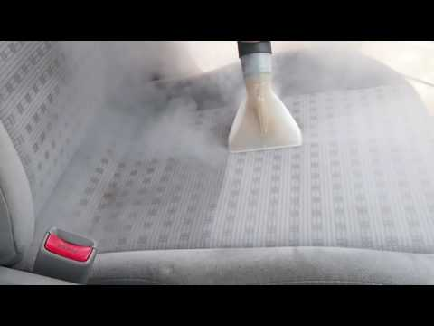ATHENA 8 PLUS STEAM CLEANING CAR SEAT