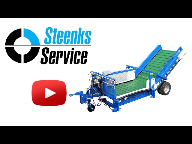 YouTube video | Bio Hopper XL Crop waste handlingmachine