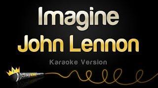 "Video thumbnail of ""John Lennon - Imagine (Karaoke Version)"""