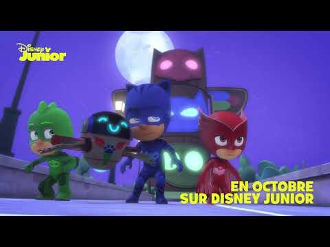 En octobre sur Disney Junior !