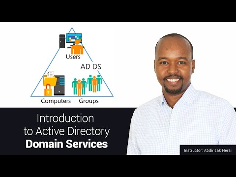 MCSA Exam 70-742 - Introduction To Active Directory Domain ...