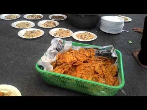 Video Megana+tempe kemul Makanan khas Wonosobo