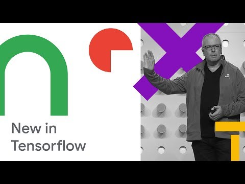 What's New with TensorFlow? (Cloud Next '18)