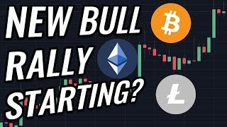 The Start Of A New Rally For Bitcoin & Crypto Markets?! BTC, ETH, XRP, BCH & Cryptocurrency News!
