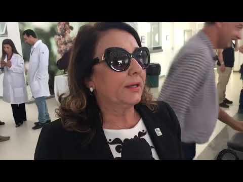 América Dourada: Prefeita Rose fala sobre a inauguração da  Policlínica em Irecê.