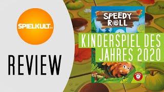 Speedy Roll // Brettspiel -  Review // Regeln & Meinung