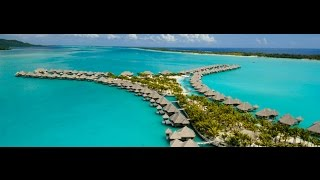 St. Regis Resort Bora Bora Official Video