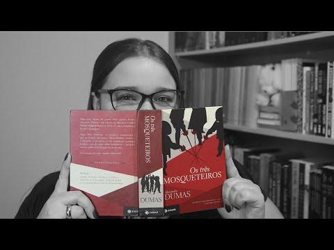 Os Três Mosqueteiros - Resenha #001 (SEM SPOILERS) | Li num Livro