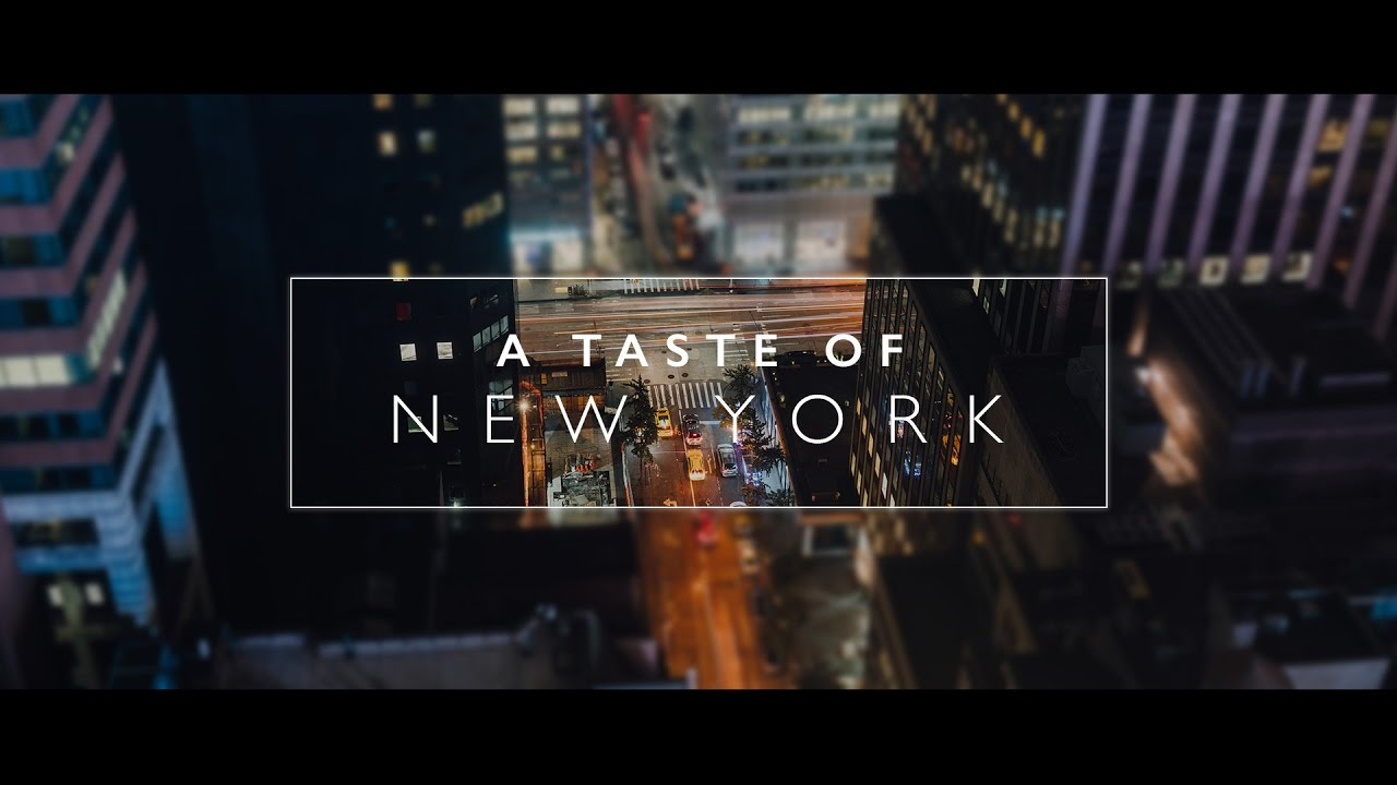 A New York Time Lapse Like You've Never Seen