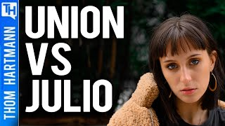 Are Unions More Important Now Than Ever? (w/ Julio Rivera)