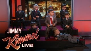 The Baby Bachelorette - The Boys Tell All