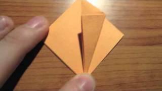 Origami Scorpion By Robert J Lang TUTORIAL Base