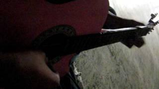 one love - acoustic solo w/ harmonics