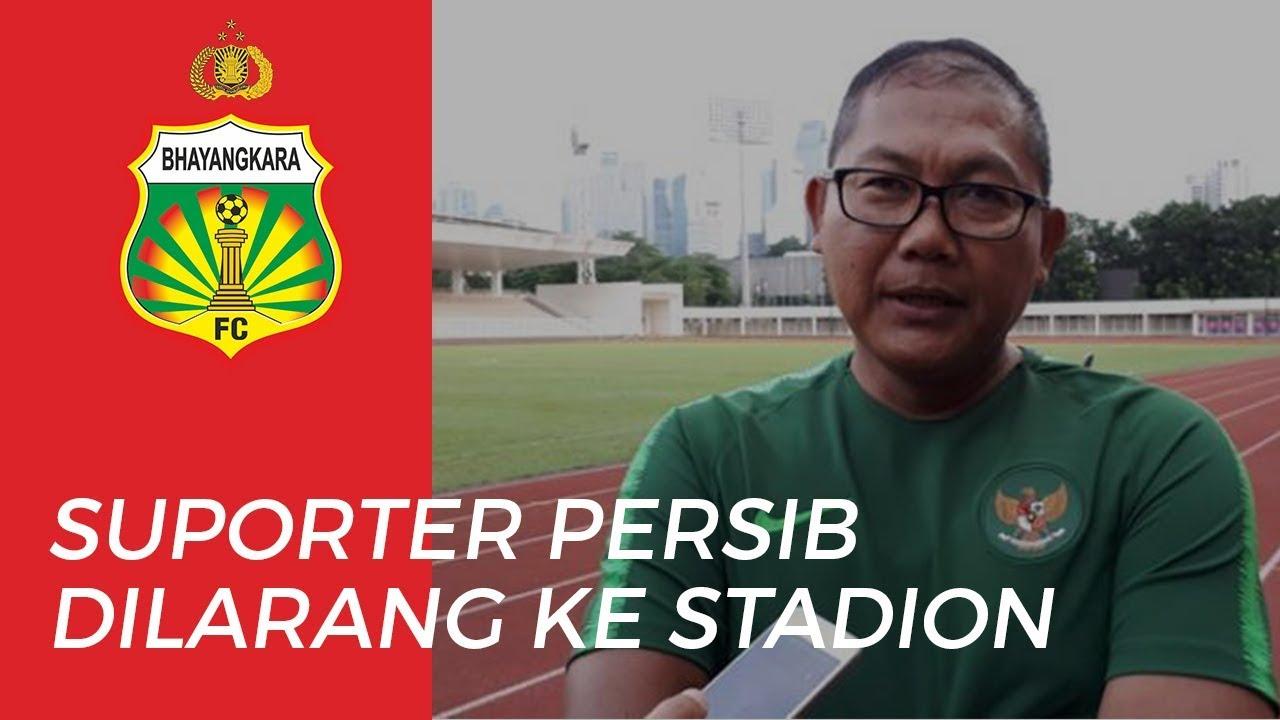 Larangan Suporter Persib Bandung Hadiri Pertandingan ...